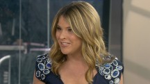 Jenna Bush Hager: 'We have to be proud' of nominating a woman