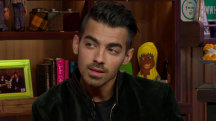 Joe Jonas: I was told not to approach Britney Spears during our tour