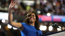 Michelle Obama draws Beyonce comparison as internet reacts to DNC