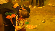 Watch Weeping Fan Be Consoled by Kind-Hearted Kid