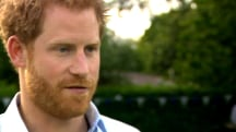 Prince Harry: I Wish I Had Talked More About Diana's Death
