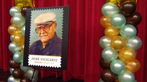 Famed Educator Jaime Escalante Honored With Commemorative Stamp