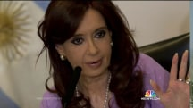 Argentina's President Accused of Alleged Terror Attack Cover-Up