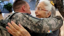 Fort Hood's 'Hug Lady' Elizabeth Laird Dies at 83