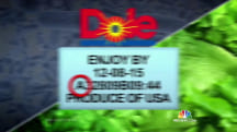 1 Dead Following Listeria Outbreak from Dole Salad Packages