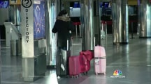 Slow Return for East Coast Airports After Historic Storm