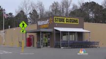 Walmart Store Closures Sending Shockwaves Across Small Town America