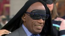 TODAY anchors blindfolded to experience a super-cozy Steals and Deals