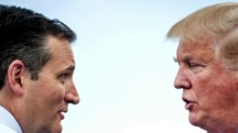 Trump says Cruz 'really lies,' accuses him of stealing Iowa election