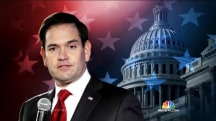 Rubio Is on the Rise but Under Attack Ahead of GOP Debate