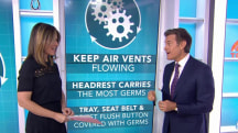 Dr. Oz offers tips on how to stay healthy when you travel