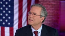 Jeb Bush: I'm giving 'bully' Donald Trump a dose of what he dishes out