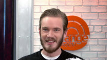 PewDiePie has the most subscribers on YouTube, is taking on the Orange Room