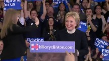 Matthews: Two things missing from Clinton's run
