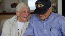 Son helps WWII veteran father rekindle long lost love from 70 years ago