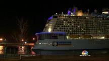 NTSB Investigating Royal Caribbean Cruise Ship Damaged in Storm