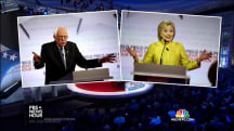 Clinton, Sanders Clash Over Loyalty to President Obama During Debate