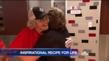 Meet the Woman Serving Food and Inspiration to Generations of Students