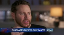 Napster Co-Founder Sean Parker Pledges $250M to Fight Cancer