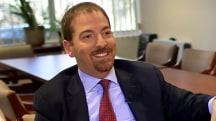 Why I Chose George Washington, from NBC's Chuck Todd