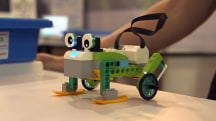 Lego Toy Lets Children Program Robots