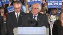 Watch Bernie Sanders' Full Speech After N.H. Win