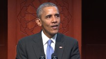 Obama to Muslim-Americans: 'You're Part of America Too'