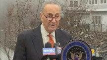 Schumer: Iranian Hackers Access of Dam Should Provide a 'Crystal Clear' Message