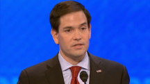 Marco Rubio under fire for repetition after GOP debate