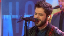 Thomas Rhett performs 'Die a Happy Man' on TODAY