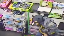 Man dressed as Batman robs 2 dollar stores