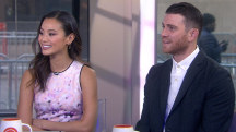 Bryan Greenberg and Jamie Chung talk real life romance and new movie