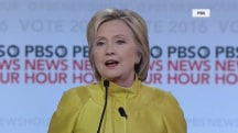 Analyst: Hillary Clinton 'held her own' during debate