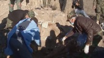 Mass Grave Found in Ramadi, Iraq
