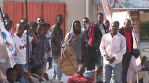 Migrants Choose a Perilous Route to Europe
