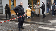 Knife-Wielding Man Shot To Death Outside Paris Police Station