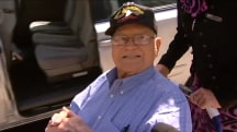 U.S. Vet Arrives in Australia for Reunion With First Love After 70 Years