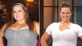 Woman who shed 175 pounds: I finally feel free