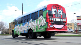 Tracking tech helps tiny Detroit bus company thrive