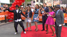 Nick Cannon: I'm dancing 24 hours straight for Red Nose Day