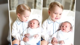 Anticipation grows for Princess Charlotte's royal christening