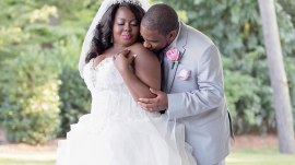 Wedding bells: Couple featured on EHAS gets married
