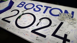 Boston bid for 2024 Olympic Games ends