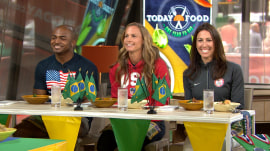Brazilian chefs face off with steak, seafood in 'culinary Olympics'
