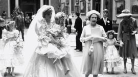 New wedding photos of Princess Diana surface, head to auction
