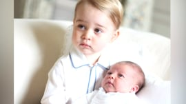 Royal family to paparazzi: Leave Prince George alone!
