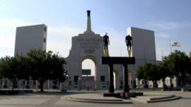 Los Angeles among finalist cities for 2024 Olympics