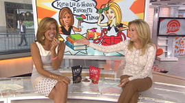 From snacks to charities, KLG and Hoda's favorite things