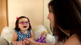 Rett syndrome: One mom shares her moving story