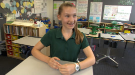 Standing desks come to school classrooms; is it more than a trend?